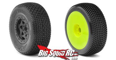 aka pre-mount tire