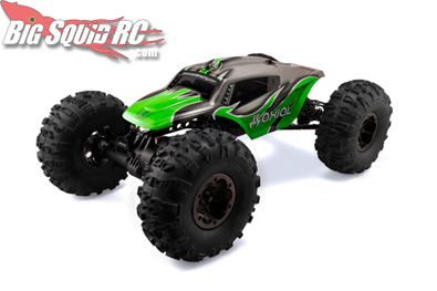axial hardline body