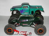 Axial XR10 Rock Crawler