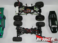 Axial XR10 Rock Crawler