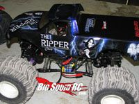RC Monster Truck Event