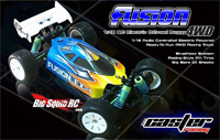 Caster Racing  1:18 scale