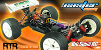 Caster Racing Fusion 8th Truggy