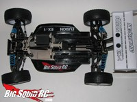 Caster Racing Fusion EX-1