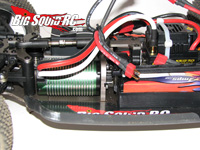 Caster Fusion RC Buggy