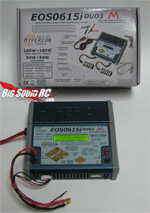 Hyperion 615i Duo Battery Charger