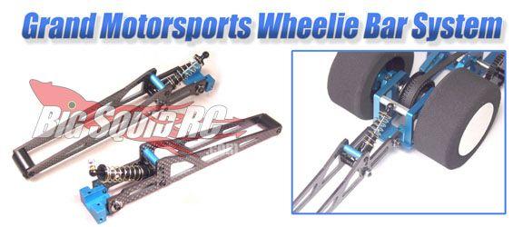 Gms Rc Drag Racing Wheelie Bar System 171 Big Squid Rc Rc