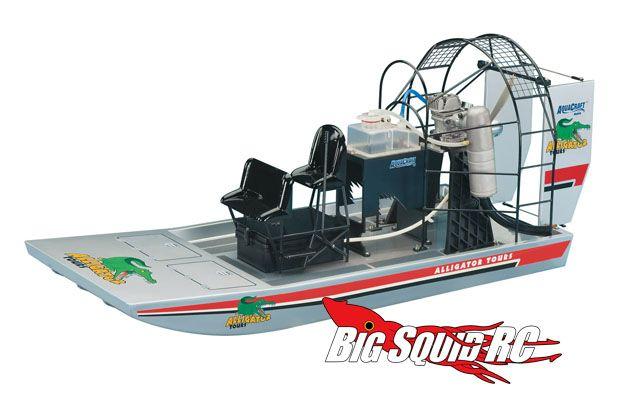 Aquacraft Alligator Tours Nitro Powered RTR Airboat « Big ...