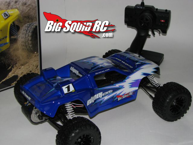Duratrax RTR Evader EXT2.4 - RC Car Action