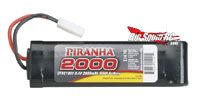 Duratrax PIRANAH Battery