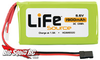 Life source battery