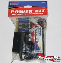 Duratrax power kit