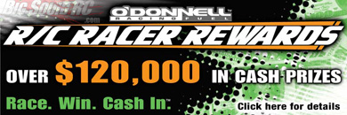 O'Donnell  Racing Rewards