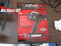 Tactic RC ttx240 review
