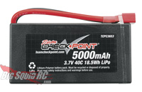 Team Checkpoint lipo 5000 mah 3.7v