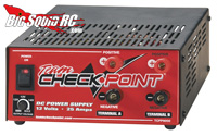 Team Checkpoint Power Supply