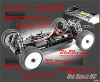 Hot Bodies Ve8 buggy