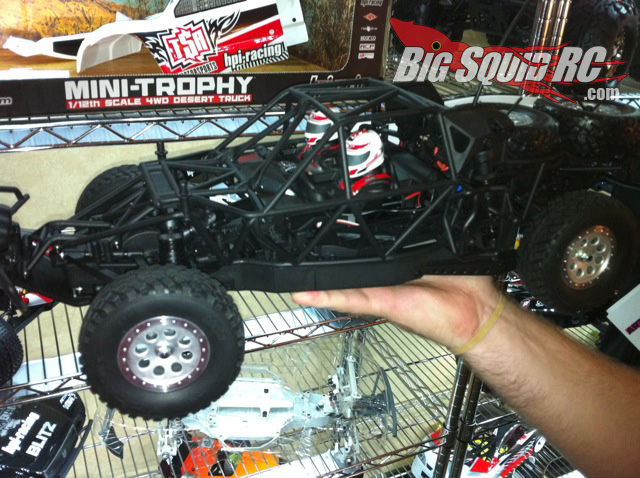 Mini Trophy Truck >> Hpi Mini Trophy Truck In Hand Big Squid Rc Rc Car And