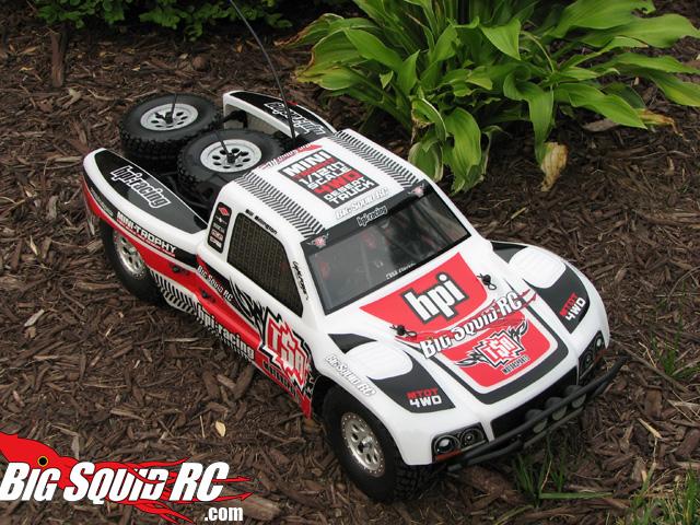 Mini Trophy Truck >> Hpi Mini Trophy Truck Review Big Squid Rc Rc Car And
