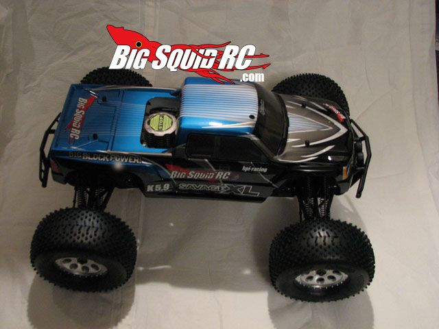 HPI Savage XL Pictures of the Unpacking!