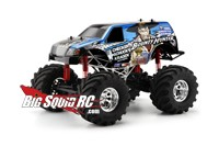 HPI Racing Wheely King Body