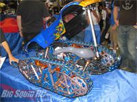 HPI Racing tank