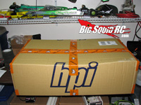 HPI Racing Blitz Short Course Truck