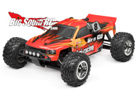 HPI Racing Dirt Force Body