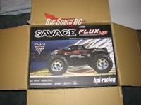 HPI Racing Savage Flux