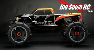 HPI Racing Savage Flux 5B