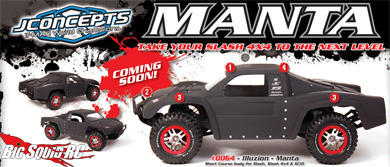 jconcepts manta slash