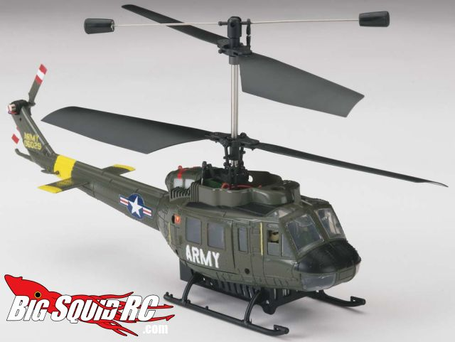Uh-1 Huey Rc Helicopter - Helicopter and Bridge Wallpaper