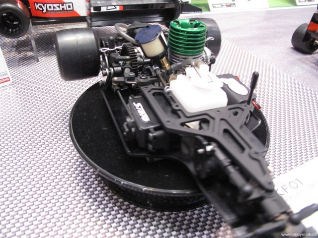 Hands On Pics Of Kyosho S New Kf01 Gp 171 Big Squid Rc Rc