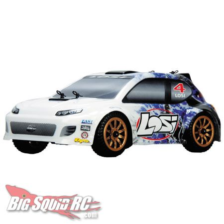 Losi Micro Rally Car « Big Squid RC – RC Car and Truck ...