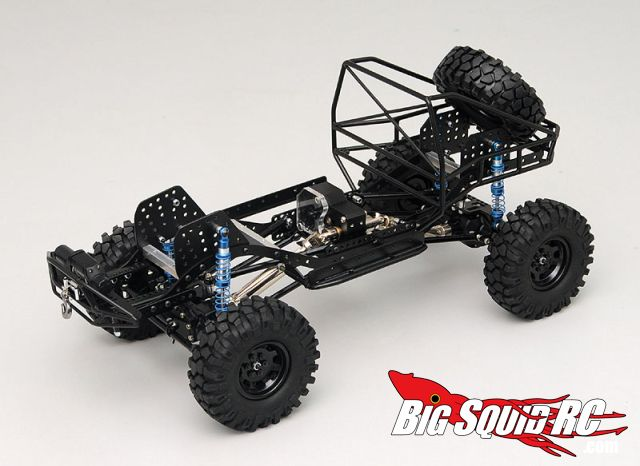 Rc4wd Boyer 110 Scale Truggy Big Squid Rc Rc Car And Truck News