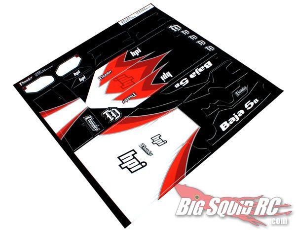 Baja 5B body skins from Thunder Designs/TGN « Big Squid RC – RC Car