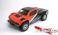 JConcepts Mantra Body for Kyosho Ultima SC