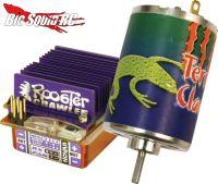 Novak Rooster Crawler/55T Terra Claw esc/motor combo
