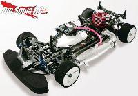 Robitronic/KM Group H-K1 nitro sedan