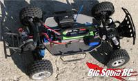 LiPo Battery Shootout Stock Slash Fit venom