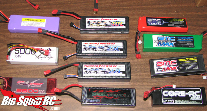 Lipo battery for sale