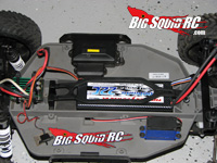 LiPo Battery Shootout Stock Slash Fit