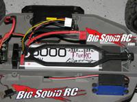 LiPo Battery Shootout Stock Slash Fit