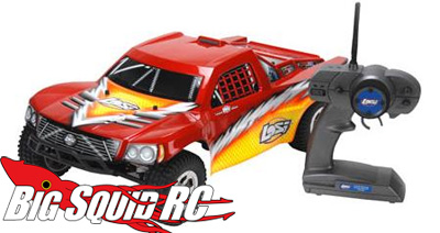 Losi SCT Short Course Truck