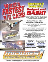 RC Drag Racing Event