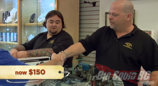 RC Truck TV Fame on Pawn Stars « Big Squid RC – RC Car and