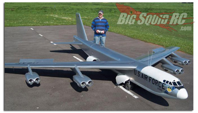 giant scale rc plane