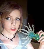 girl squid