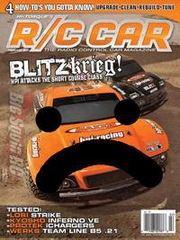 rc car magazine closing