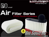 VP Pro Hot Bodies D8 Filters